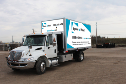 Space At Hand - Moving Services & Storage Facilities - 519-448-9925