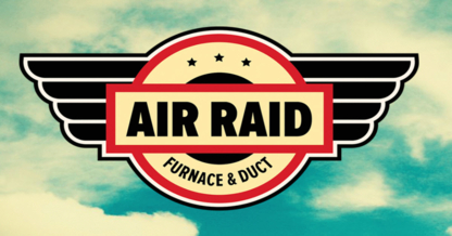 Air Raid Furnace & Duct - Furnaces - 403-826-6950