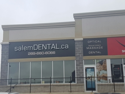 Salem Dental - Dental Clinics & Centres - 289-660-6066