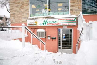 Restaurant Momesso - Restaurants - 514-484-0005
