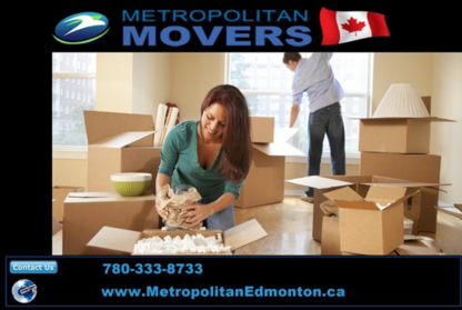 Metropolitan Movers - Moving Services & Storage Facilities