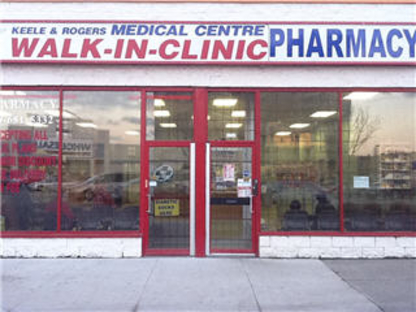Keele & Rogers Pharmacy - 416-651-5332