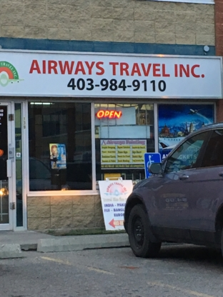 Airways Travel Ltd - Travel Agencies