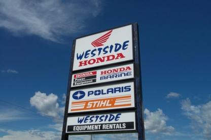 Westside Honda/Polaris Of Selkirk - General Rental Service - 204-482-7782