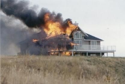 Rocky Cross Construction Ltd - Fire & Smoke Damage Restoration - 403-529-2590