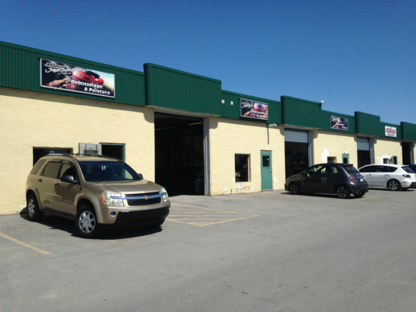Atelier Eric Dagenais - Auto Body Repair & Painting Shops - 819-770-7507