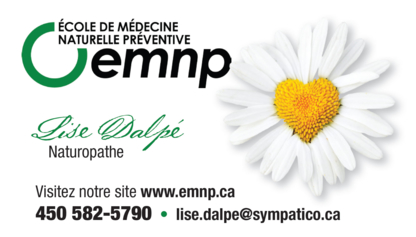 Voir le profil de Lise Dalpé N.D. H.D. - Sainte-Mélanie