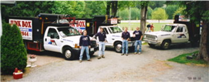 The Junk Box - Bulky, Commercial & Industrial Waste Removal - 250-658-3944