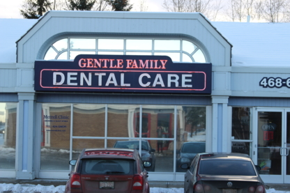 Gentle Family Dental Care - Pediatric Dentists - 780-468-6937
