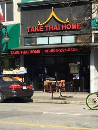 Take Thai Home - Thai Restaurants - 604-253-8424