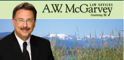 A W McGarvey Law Offices - Avocats - 250-338-9440