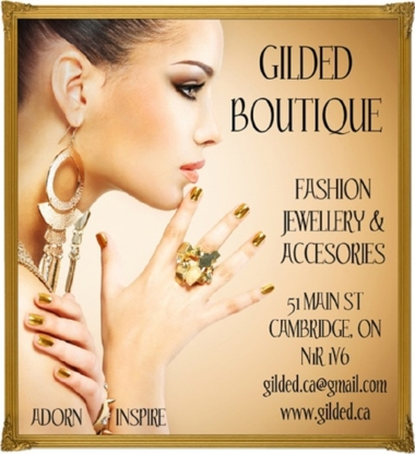 Gilded Boutique - Fashion Accessories - 226-533-1638