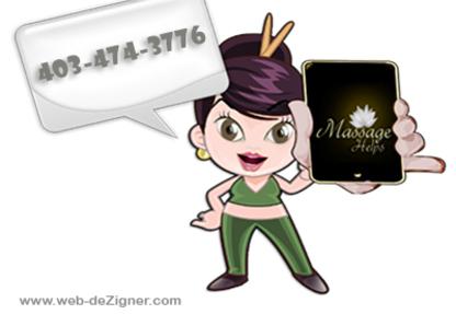 Massage Helps - Registered Massage Therapists