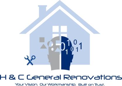 H & C General Renovations - Home Improvements & Renovations - 416-388-5537