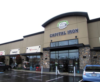 Capital Iron - Furniture Stores - 778-433-1941