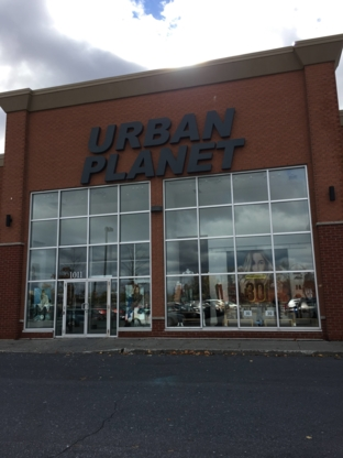 Urban Planet - Clothing Stores - 450-653-5299