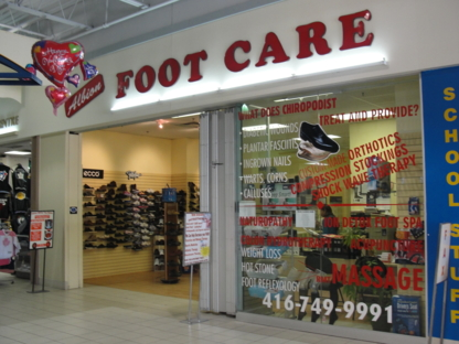 Albion Foot Care - Podiatrists - 416-749-9991