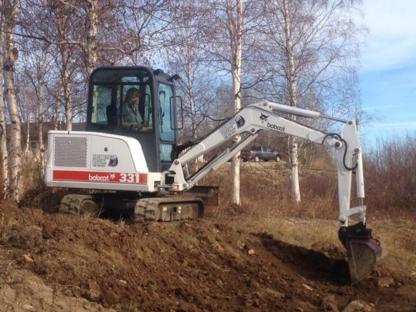 Rock Bottom Diggin Ltd - Installation et réparation de fosses septiques