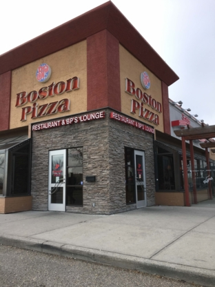 Boston Pizza - American Restaurants - 403-250-5200