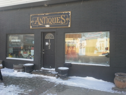 Fergies Antiques & Collectables - Antique Dealers - 306-867-9925