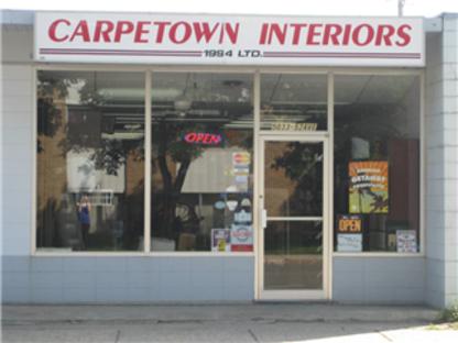 Carpetown Interiors (1994) Ltd - Tile Contractors & Dealers