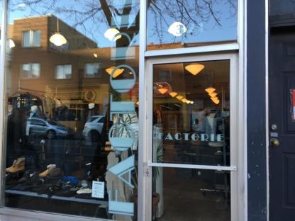 Boutique Factorie - Boutiques - 514-282-0568