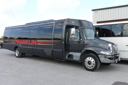 Franklin Coach & Tours Ltd - Bus & Coach Lines