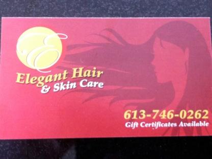 Elegant Hair - Eyebrow Threading - 613-746-0262