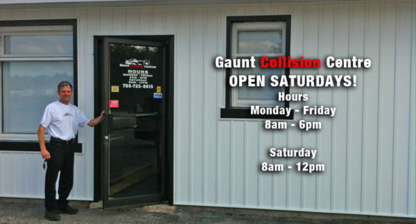 Gaunt Collision Centre Inc - Car Repair & Service - 705-725-8615