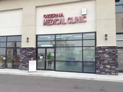 Ozerna Medical Clinic - 587-881-4711