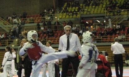 Voir le profil de Ecole de Taekwondo Luc Mercier - Blackburn Hamlet
