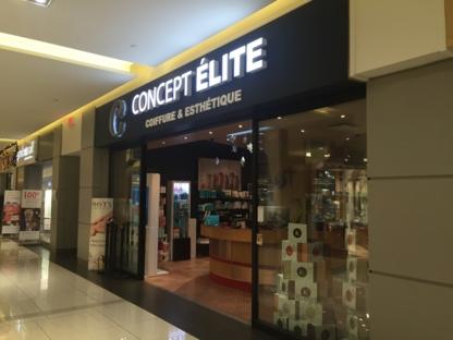 Concept Elite Coiffure - Salons de coiffure et de beauté - 514-631-0333