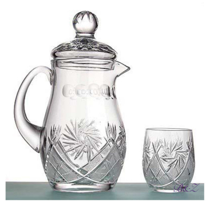 Crystal's Ladies B&Z Inc - Glassware, China & Crystal Wholesalers & Manufacturers - 514-402-7152