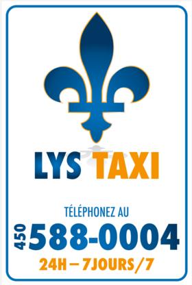 View Lys Taxi's Sainte-Thérèse profile