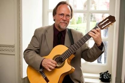 Dunstan Morey TorontoGuitar - Musicians - 416-528-8249