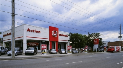 Action Honda - Auto Repair Garages - 416-281-1234
