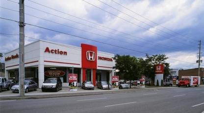Action Honda - New Car Dealers - 416-281-1234