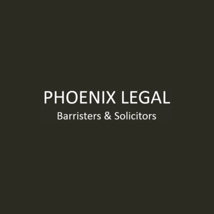 View Phoenix Legal, Barristers & Solicitors's Calgary profile