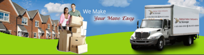 Metal Men Movers - Moving Services & Storage Facilities - 778-885-4422