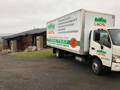 Voir le profil de Déménagement local - Iberville