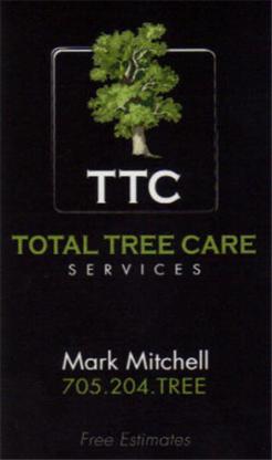 TTC Total Tree Care Services - Tree Service - 705-242-0145