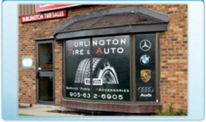 Burlington Tire & Auto - Tire Retailers - 905-632-6905