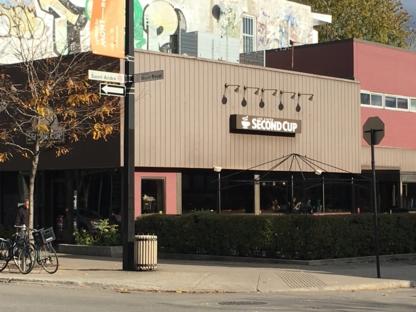 Second Cup CAFÉ & Cie avec Pinkberry yogourt glacé - Coffee Shops
