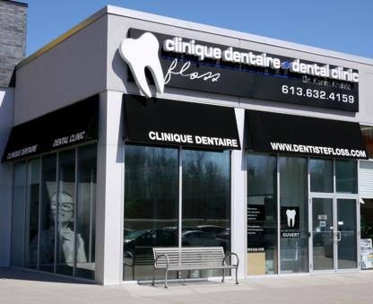 Floss - Dentists - 613-632-4159