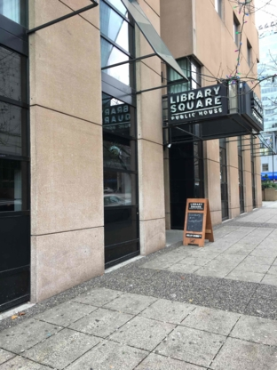 Library Square Public House - Pubs - 604-633-9644