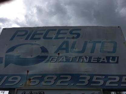 Pièces Auto Gatineau - Used Auto Parts & Supplies