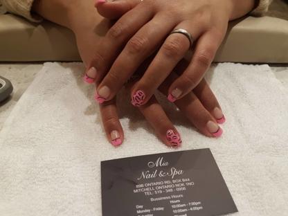 Mia Nails & Spa - Manicures & Pedicures - 519-348-0956