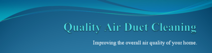 Quality Air Duct Cleaning - Duct Cleaning