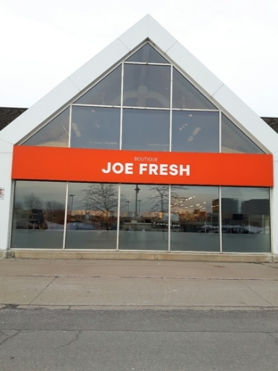Joe Fresh - Épiceries