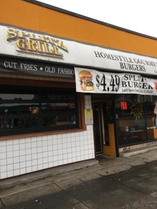 Splitz Grill - Burger Restaurants - 604-875-9711